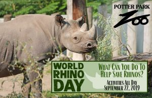 World Rhino Day - What Can You Do To Help Save Rhinos? banner