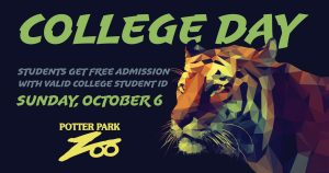 College Day banner